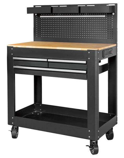Husky Deluxe 3-Drawer Work Bench   ProductFrom