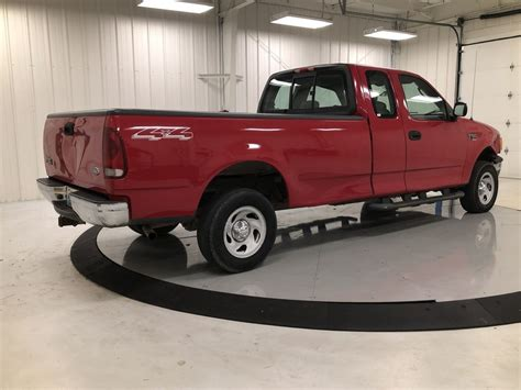 Pre-Owned 2004 Ford F-150 XL Heritage Standard Bed in