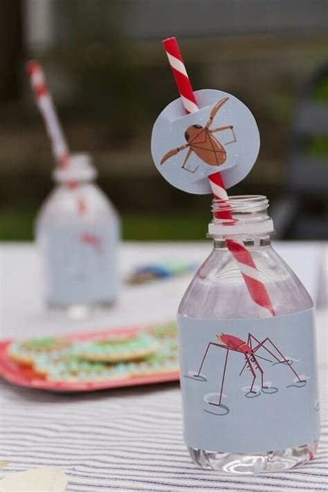 20 Bug Themed Birthday Party Ideas | Spaceships and Laser