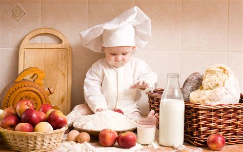 Cute Chef Wallpapers | HD Wallpapers | ID #8699
