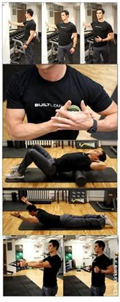 5 Exercises to Correct Rounded Shoulders from Office Work