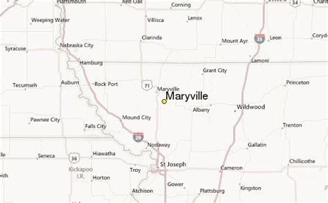 Maryville Weather Station Record - Historical weather for