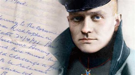 Red Baron: South Australia soldier's lost letter reveals