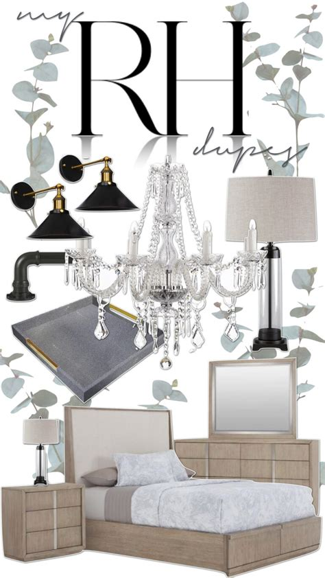 Restoration Hardware: Curate the Look for Less