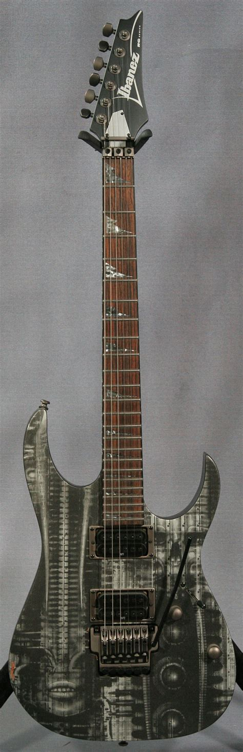 Ibanez RGTHRG2 HR Giger Limited Edition Guitar - Ed Roman