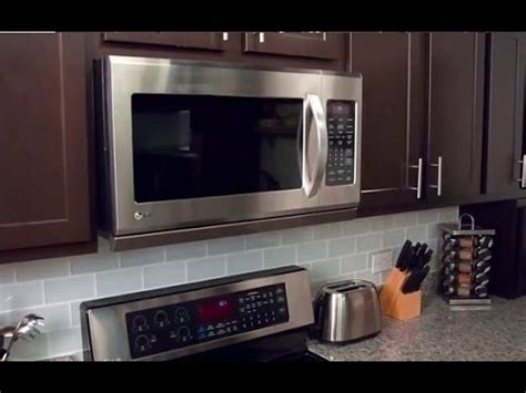 Best Over The Range Microwave Oven 2018 -Review - YouTube