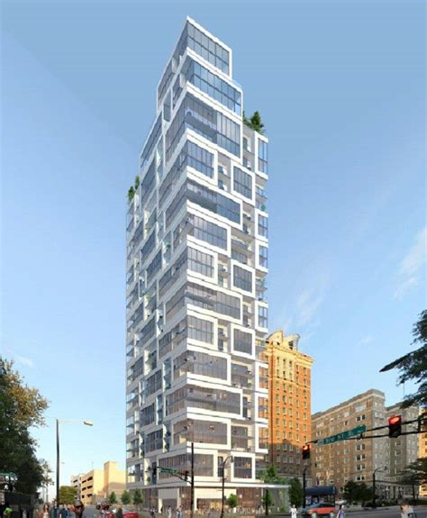693 Peachtree - Midtown Atlanta High Rise apartments for