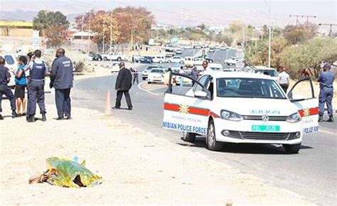 Woman Shot Dead During Namibian Protest - allAfrica