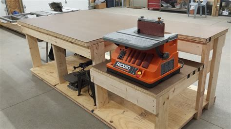 Workbench / Assembly Table Drawers - Seeking