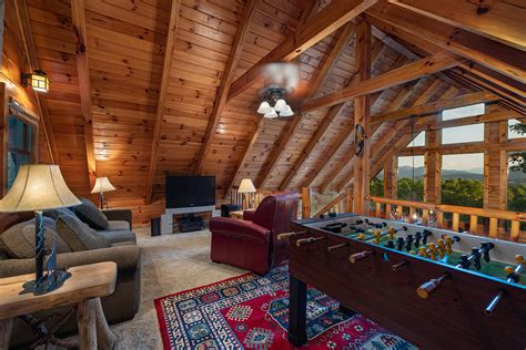 Mountain muse log cabin 2 Bedroom vacation rental