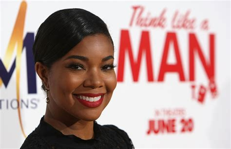 Gabrielle Union contacts FBI over nude 4Chan photos leaked