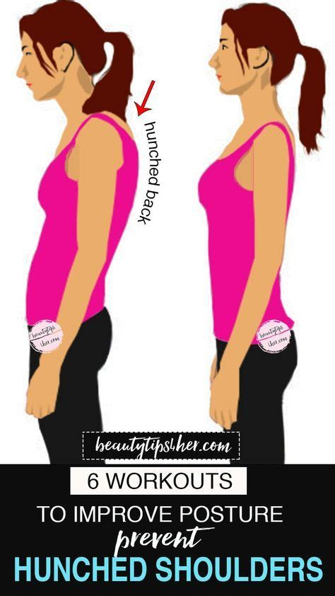 6 Easy Exercises to Prevent Hunched Shoulders & Maintain