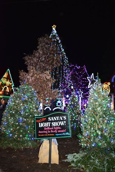 Santa's Village Is The New Hampshire Christmas Park You