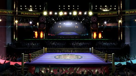 Boxing Ring is back in today's Smash Blog update