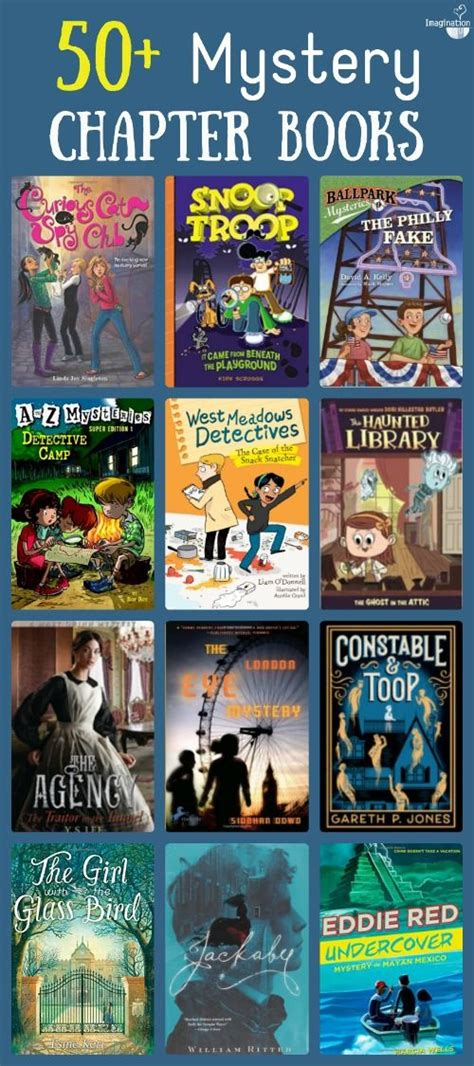 Best mystery books for 12 year olds - ninciclopedia