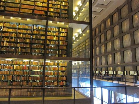 Beinecke Rare Book and Manuscript Library | Amusing Planet