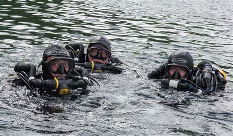 BSAC updates its Technical Diving Standards - British Sub