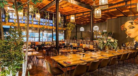 Plan your end of year function at La Boqueria