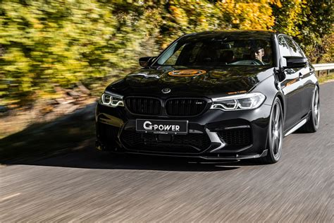 FormaCar: BMW M5 by G-Power confirmed to deliver 800+ HP