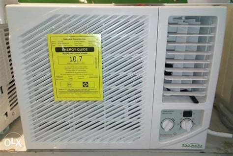 Brand new everest window type aircon r410 series and