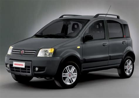 Fiat Panda 2 Remains As Entry Level Model In Europe