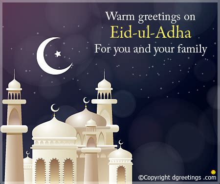 Eid al Adha wishes 2020: Greetings, quotes and poems to