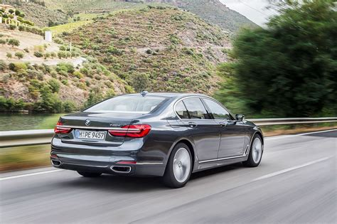 Back to the future: BMW 7-series, first drive, CAR+