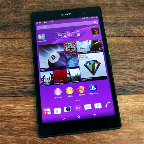 Sony Xperia Z3 Tablet Compact LTE: An 8-inch tablet better