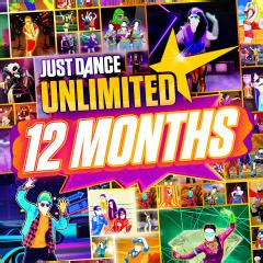 Just Dance Unlimited - Pass 12 mois sur PS4 | PlayStation