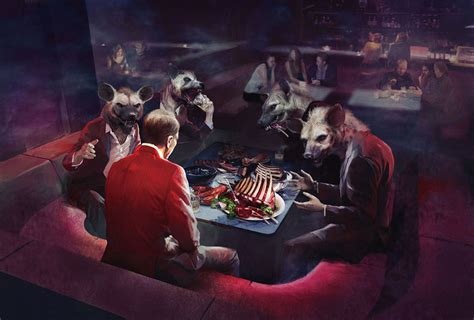 Artist Recreates His Dreams And Nightmares In Chilling
