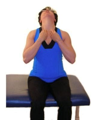 Neck Stretches - An exhaustive list of neck stretches