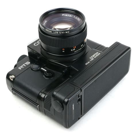 Contax RTS - on and on shop