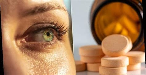 Vitamin deficiency warning: What do your eyes look like