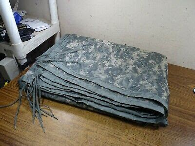 ACU Poncho Liner NSN 8405-01-547-2559 - WOOBIE - EXCELLENT