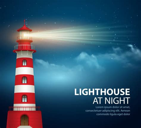 Best Lighthouse Illustrations, Royalty-Free Vector