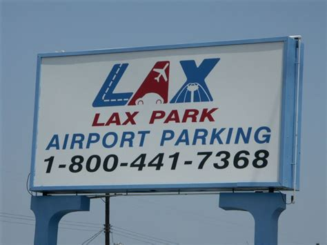 LAX Park Parking at Los Angeles Airport, LAX