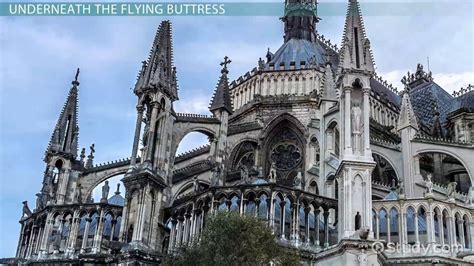 Flying Buttress: Definition & Architecture - Video