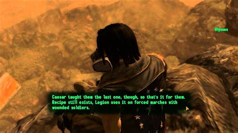 Fallout New Vegas: Lonesome Road - Talking to Ulysses
