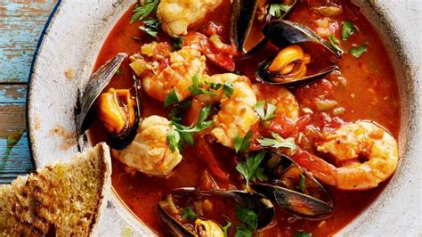 California dreaming with Rick Stein: monkfish, mussel and