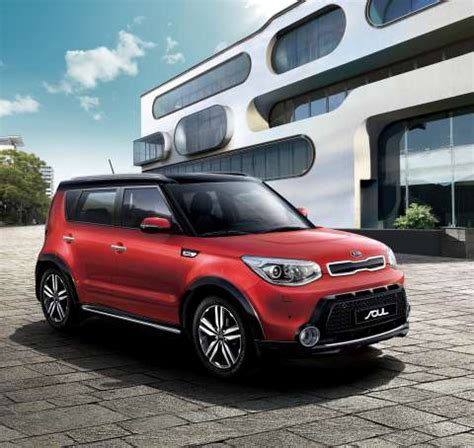 Kia reveals all-new Soul compact SUV for 2014