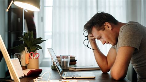 Working from home - how to manage your work stress   Law