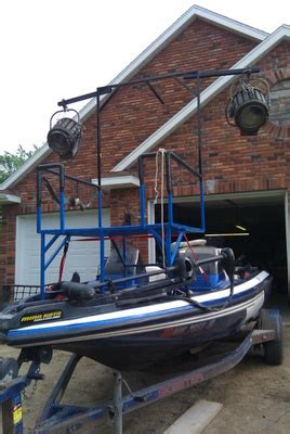Plans for bowfishing deck - Bowfishing   In-Depth Outdoors