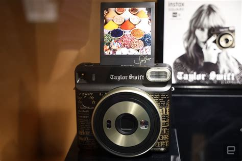 Fujifilm shakes it off with a Taylor Swift-themed instant