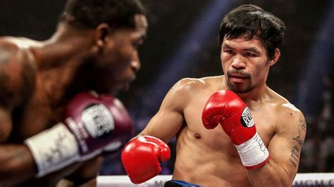 Manny Pacquiao and five options for his next boxing opponent