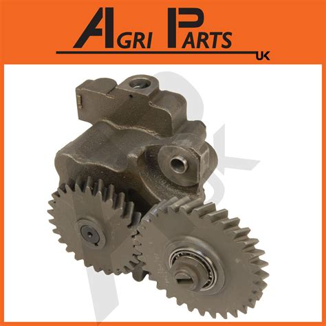 Ford New Holland Tractor Oil Pump 7910,8210,9200,9600,9700