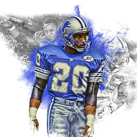 Barry Sanders Photoshop   Flickr - Photo Sharing!