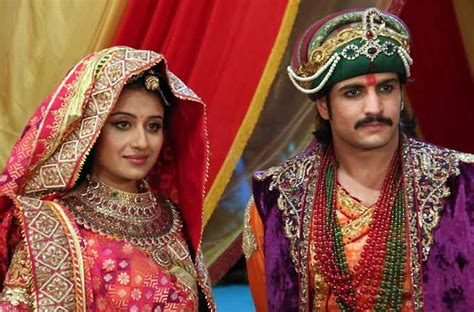 Jodha and Akbar to disguise as a Marvari couple in Zee TV