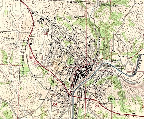 Illinois Maps - Perry-Castañeda Map Collection - UT