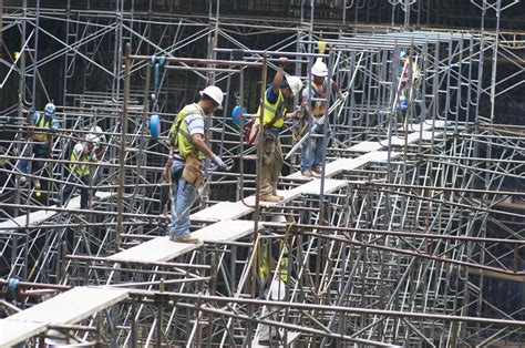 Scaffolding Injuries - Sincere Law