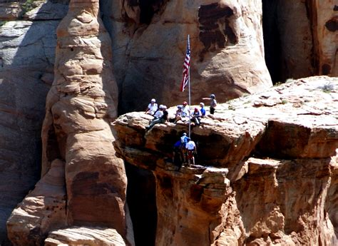 July 4th 2012 Celebration at Colorado National Monument